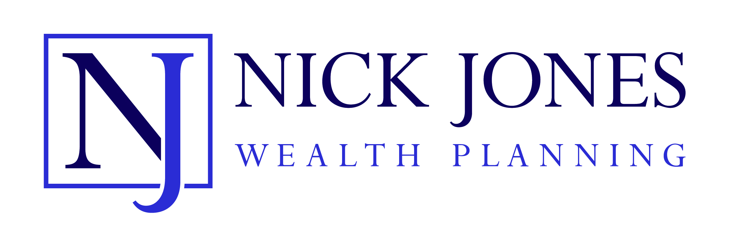 Nick Jones Wealth management logo